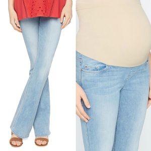 NWT Joe's The Vixen Bootcut Maternity Jeans